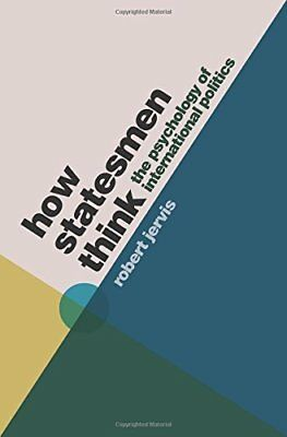 How Statesmen Think by Robert Jervis New Paperback Book