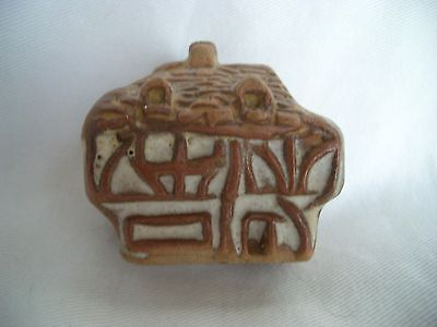 Tremar Pottery Cornwall Medieval House
