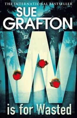 W is for Wasted, Sue Grafton