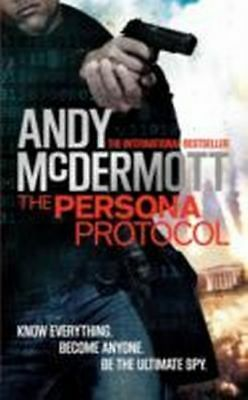 The Persona Protocol, Andy McDermott