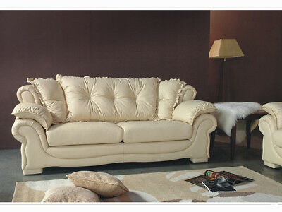 sofa couch gr n leder mit r ckenbezug eur 100 00. Black Bedroom Furniture Sets. Home Design Ideas