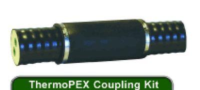 "Central Boiler 1"" Pex Thermopex Coupling Kit."