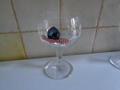 Augustijn glas verre beer glass 2015
