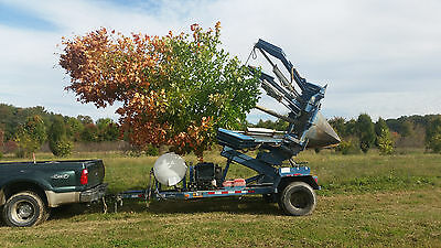 T646 Care Tree Spade Trailer mounted