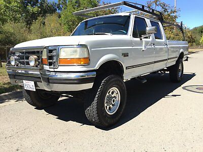 1993 Ford F-350 CREW CAB 1993 FORD F-350 CREW CAB 4X4 XLT, LOW MILES, SUPER CLEAN!