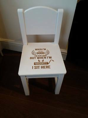 Naughty Chair - Time Out Seat