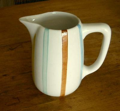 de SPHINX PARAFEU Heavy Handcrafted Pitcher from HOLLAND Vertical Stripes