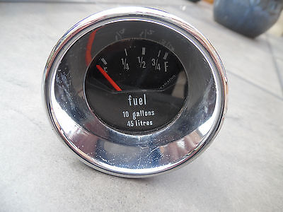 Classic Smiths Bf2214/00 Fuel Petrol Gauge Rootes Hillman Humber Sunbeam Singer