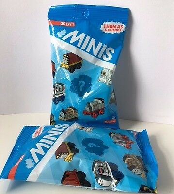 Two bags of Thomas the Tank Engine Minis