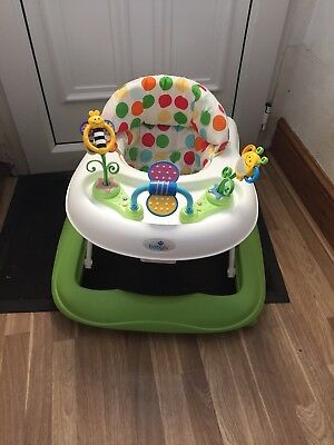 Babywalker With Toys