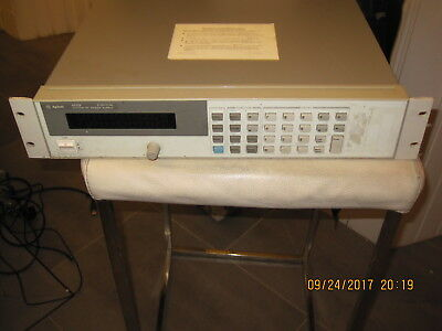 Used HP/Agilent  6632B -   100 Watt System Power Supply, 20V, 5A, Fully Tested