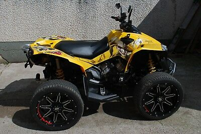 Can Am Renegade 800R G2