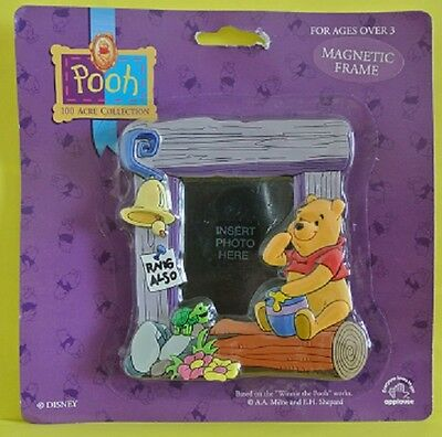 Winnie The Pooh Magnetic Photo Frame – Brand New