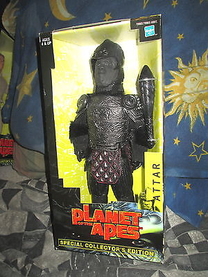 2001 Planet Of The Apes Figure Attar Hasbro New