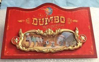 Disney WDI Dumbo Story Panel 3 Delivery for Mrs Jumbo LE 200 Cast Exclusive Pin