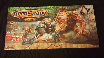 HeroScape Master Set #2 Swarm of the Marro BRAND NEW FACTORY SEALED!