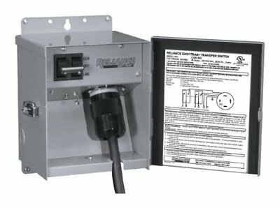 Reliance Controls Corporation CSR202 Easy/Tran Transfer Switch for Generators...