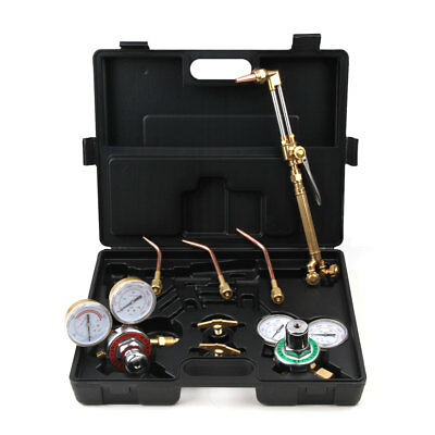 Portable Professional Welding & Cutting Kit Black