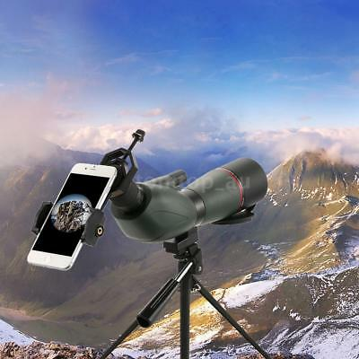 Universal Phone Adapter Mount Holder Bin/Monocular Spotting Scope Telescope R0G4