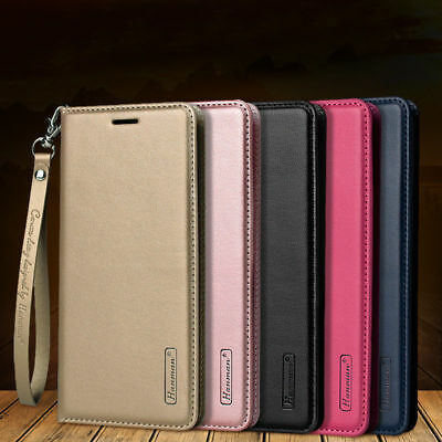 For Samsung Galaxy Note 8 Magnetic Flip Leather Card Wallet Stand Case Cover