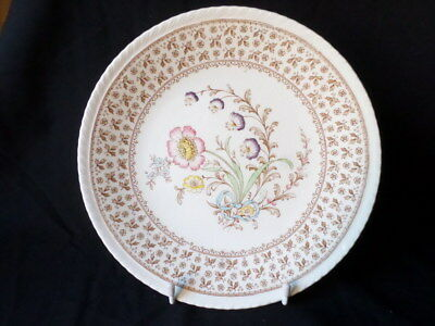 Crown Ducal. Knutsford. Round Cake Plate. Made In England.