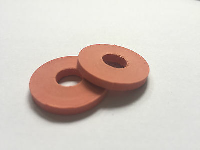 GUITAR STRAP LOCK WASHERS (These are NOT Plastic Grolsch Washers)