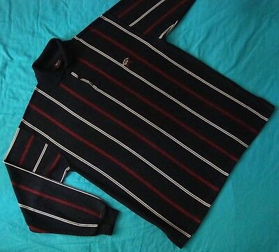 SWEATSHIRT polo cotton vintage PAUL & SHARK Yachting TG.2XL made in Italy