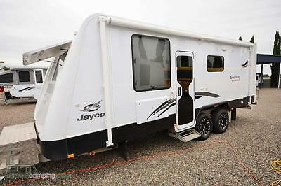 Jayco Sterling Outback Late 2013