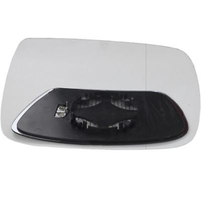 Right side for Jeep Grand Cherokee 05-10 Wide Angle heat wing door mirror glass