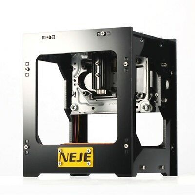 High Power USB Laser Engraver Printer Machine Hard Wood/Plastic/Cut Paper Carved