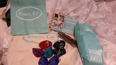 Lot Of Origami Owl Consultant/designer Supplies--