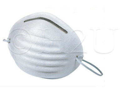 Disposable Nuisance Dust Mask Molded Cleaning Face Safety Clean Cone Masks