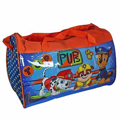 Paw Patrol Holdall Duffle School Sports Gym Bag Childrens Kid Pe Travel Bag Boys