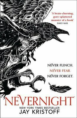 Nevernight The Chronicle Book 1 By Kristoff Jay Cheap