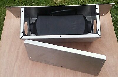 Vw T4 External Box Eberspacher D2 Webasto Mv Airo2 Night Heater Motorhome Caddy