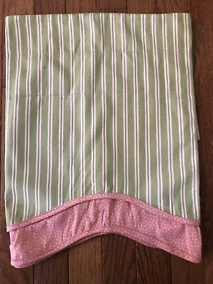 Pretty Window Valance for a Child's Room