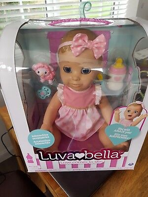 Luvabella Doll - Brand New and unopened.