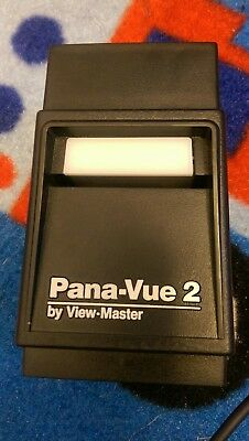 Pana-Vue 2 By View Master Lighted 2×2 Slide Viewer