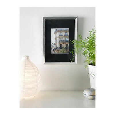 Good Latest Ikea Mahult Silver Picture Frame Cm X Cm X With Portafoto Multiplo  Da Parete Ikea.