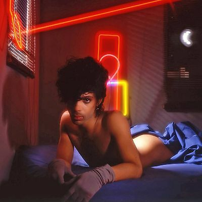 Prince Nude Sexy On Bed Pose 2 12x12 Borderless Glossy Photo Art Print