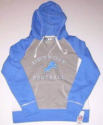 Detroit Lions Hoodie Women's size Medium New w/Tag