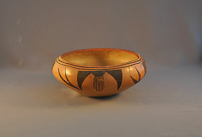 Old Vintage Hopi Indian Pueblo Pot - Rains Clouds