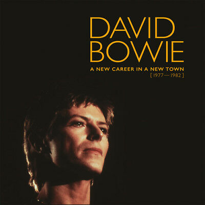 David Bowie - New Career In A New Town (1977-1982) [New CD]