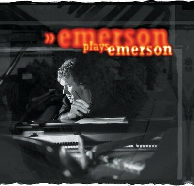 Keith Emerson - Emerson Plays Emerson [New CD] UK - Import