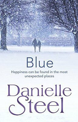 Blue by Danielle Steel New Paperback Book