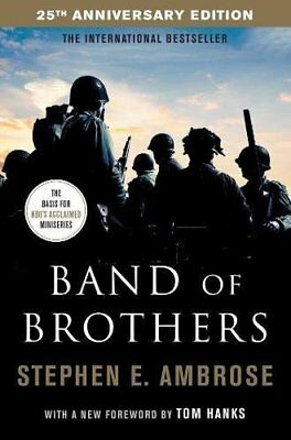 Band Of Brothers by Stephen E. Ambrose New Paperback Book