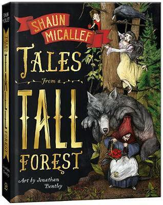 Tales From a Tall Forest by Shaun Micallef Hardcover Book