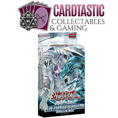 Yu-Gi-Oh! Saga of Blue-Eyes White Dragon Structure Deck