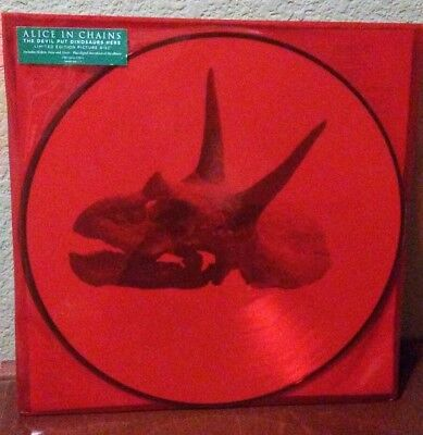 Alice In Chains The Devil Put Dinosaurs Here Limited Edition Picture Disc Vinyl