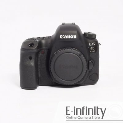NEW Canon EOS 6D Mark II DSLR Camera with 24-105mm f/4 II Lens Kit